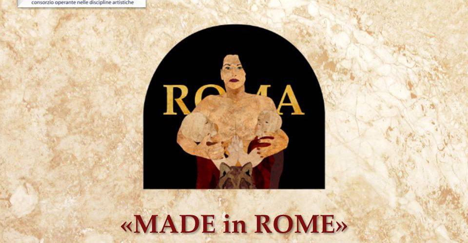 """il progetto per il """"Made in Rome"""", Idea capitale per Roma"""