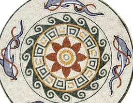 Mosaicisti archivi roma artigiana creativa for Meloni arredamenti