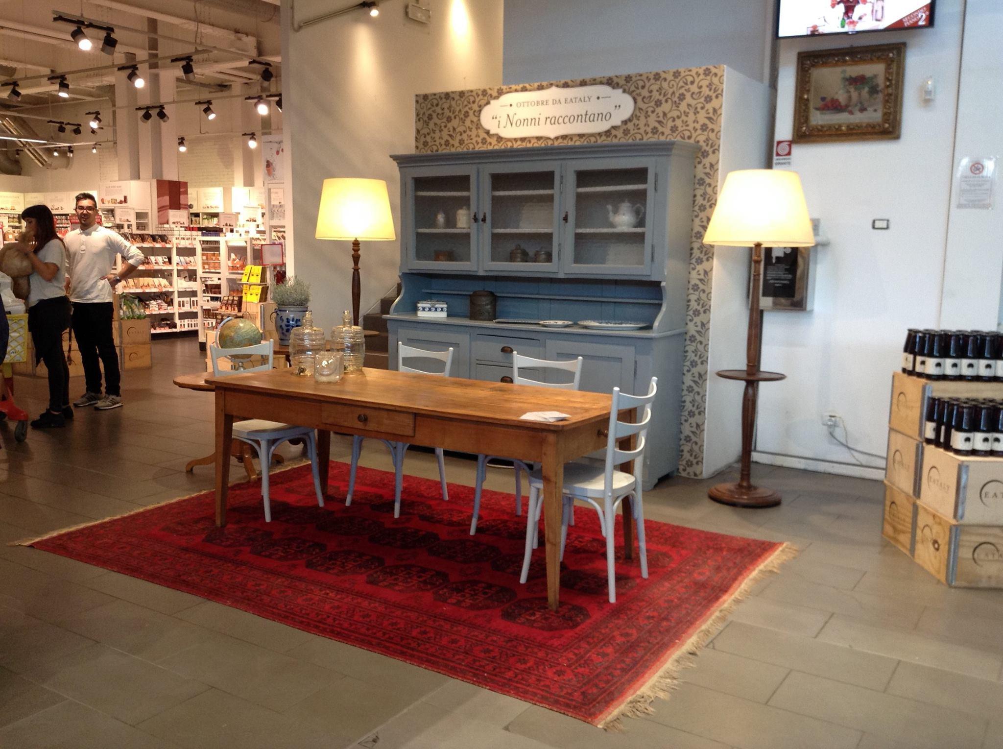 Magazzini ruffi antiquariato e restauro roma artigiana for Grandi magazzini mobili