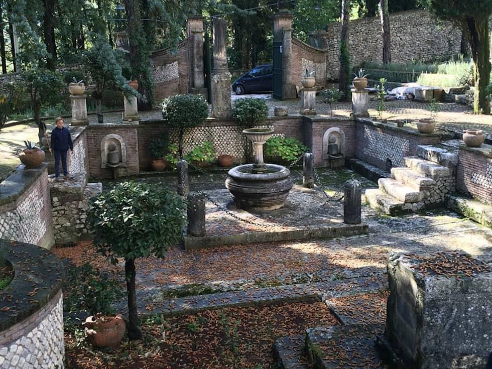 Villa manni 2 roma artigiana creativa - Portale architetti roma ...