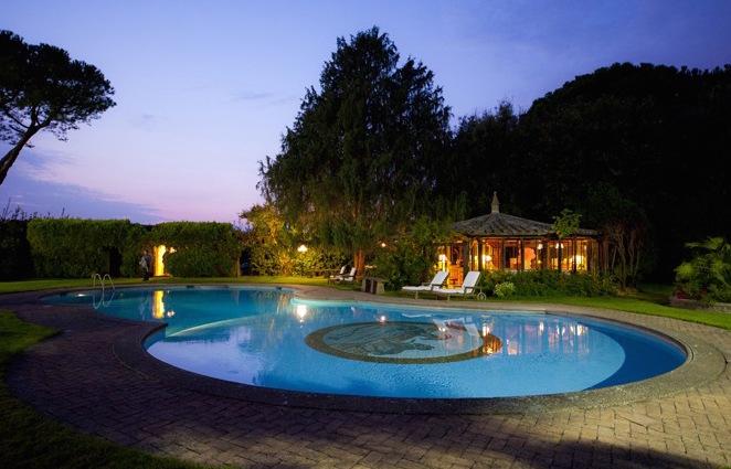 Villa Degli Orazi Roma Indirizzo